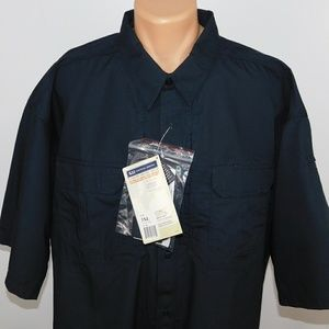 5.11 Tactical short sleeve button down shirt. 3XL
